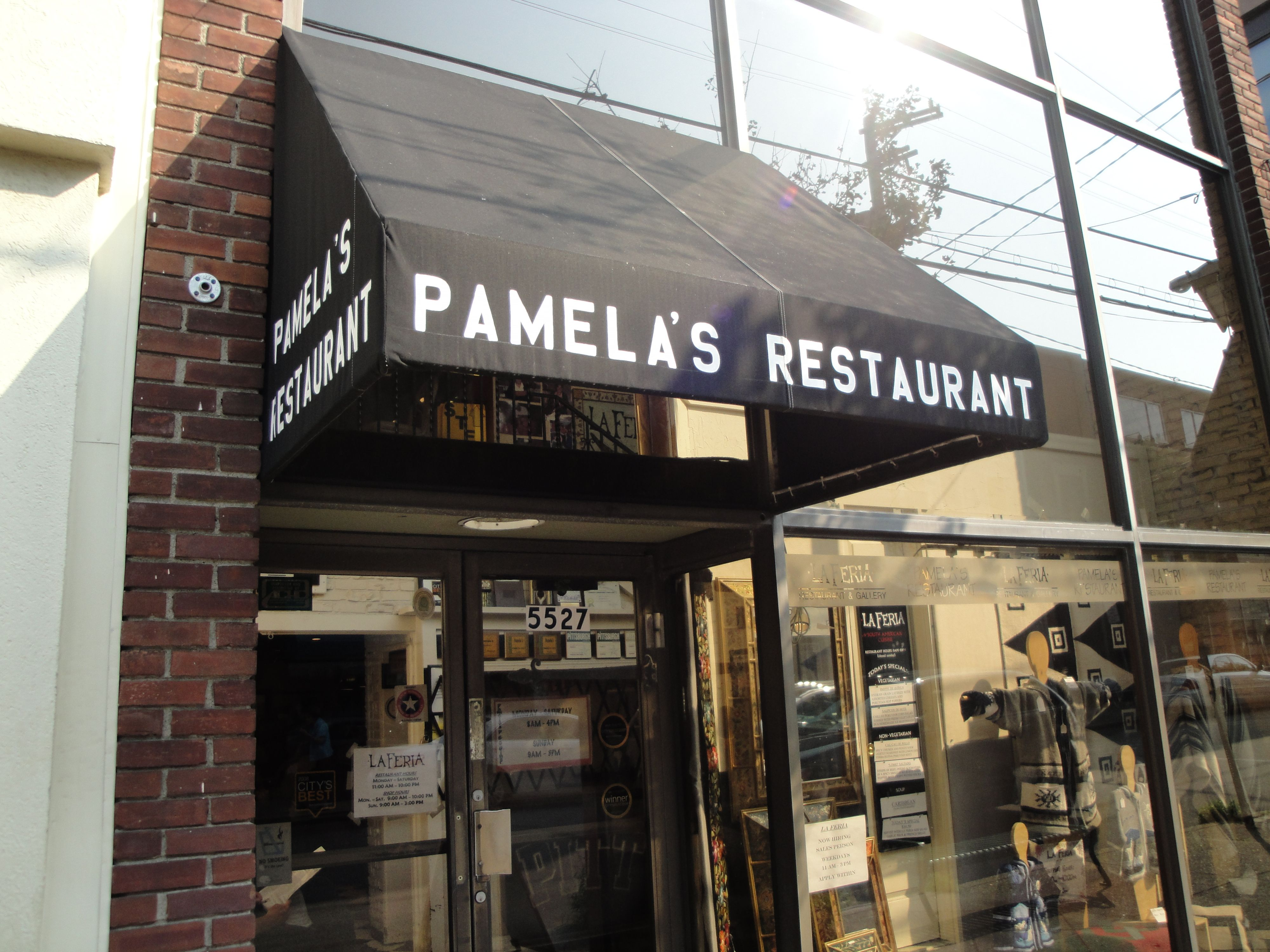 Pamela S Diner Walnut Street Shadyside Pittsburgh Pa One Of The Best Breakfasts Ever