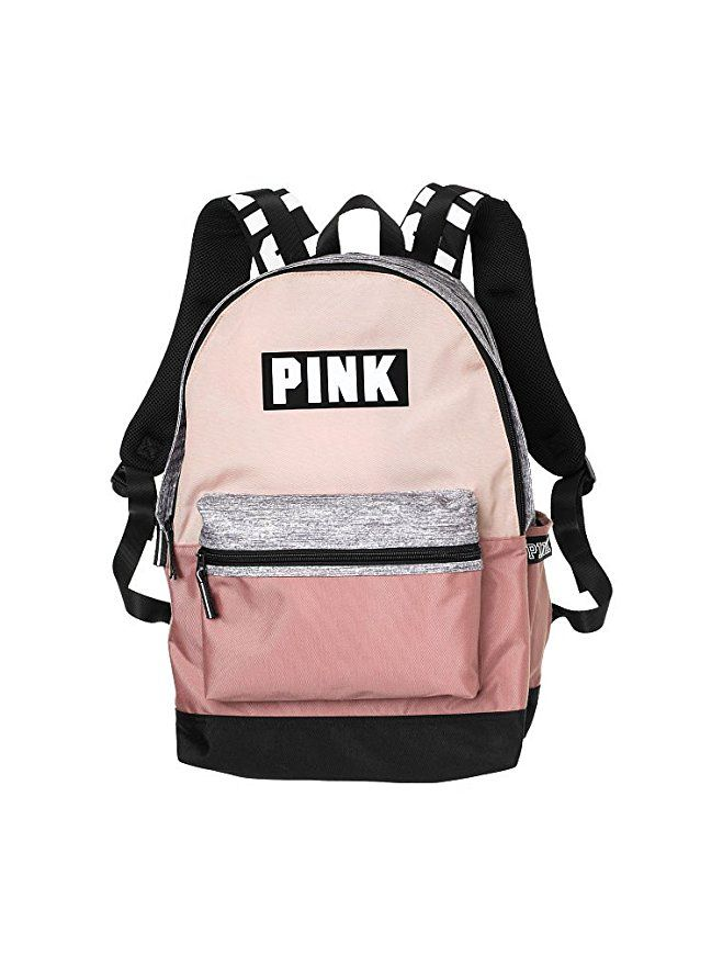 Victoria S Secret Pink Cocoon And Perfectly Pink Campus Backpack