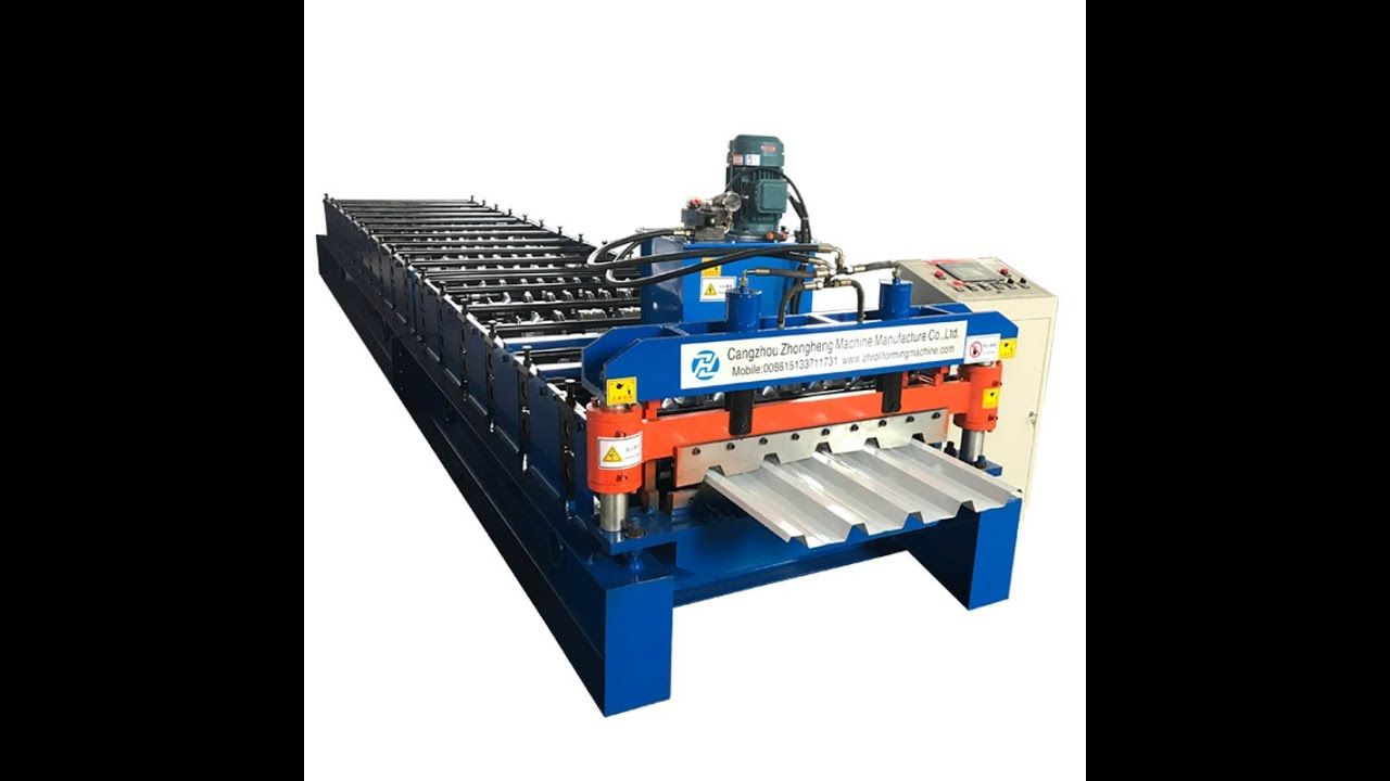 South Africa Popular Ibr 686 Roofing Sheet Forming Machine Roofing Sheets Roofing South Africa