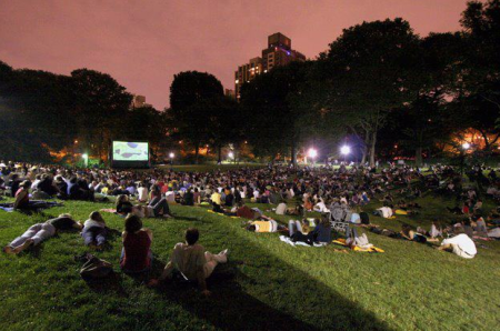 free french movies nyc