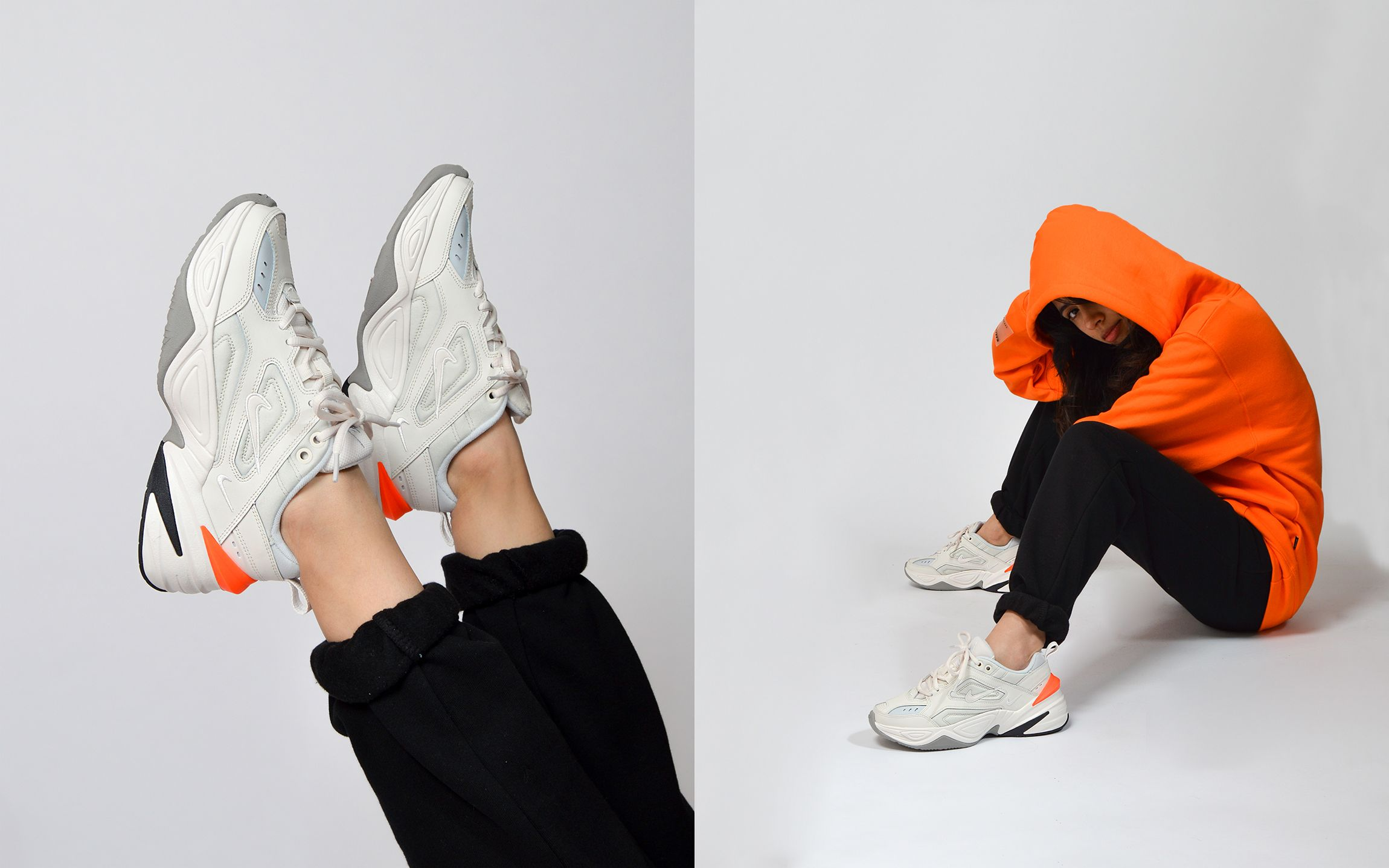 official photos 10e65 256bc Maha Amsterdam presents M2K TEKNO from Nike Sportswear. Shot by Dian  Iskandar.