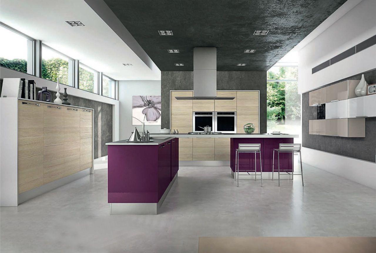 MARTINA - Cucina Lube Moderna | MARTINA / Cucine Lube ...
