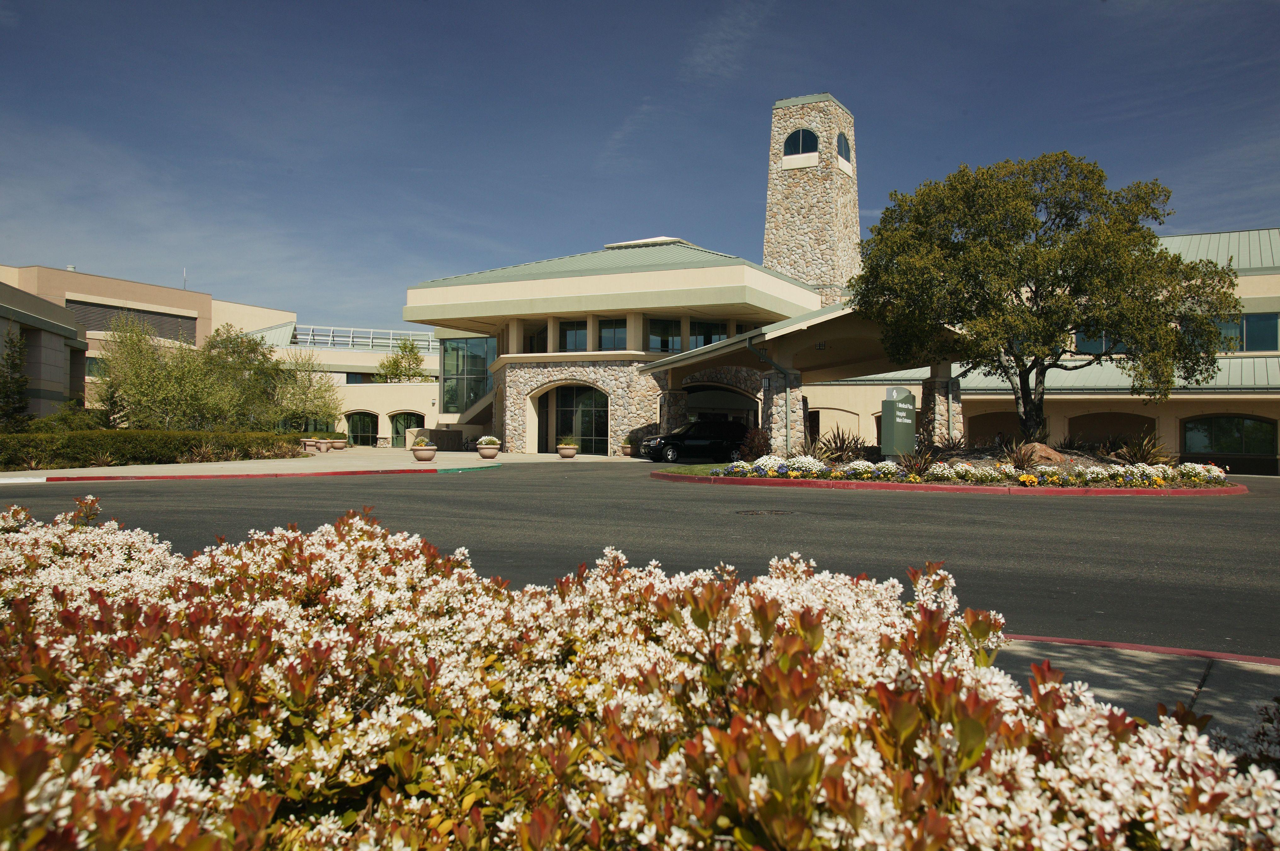 Sutter Roseville Medical Center is a 328 licensed bed