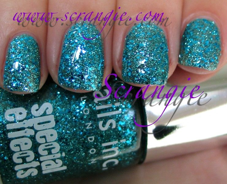 Nails Inc. Special Effects Glitter in Fitzroy Square. | Nail Polish ...