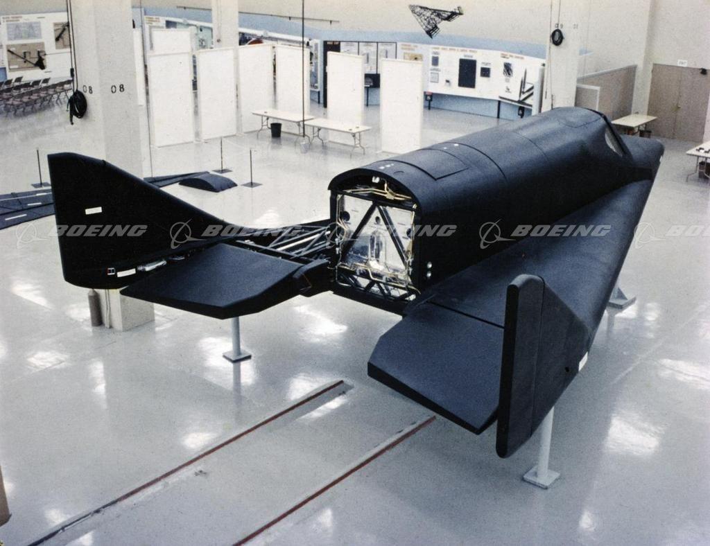 Boeing X-20 Dyna-Soar Mock-Up