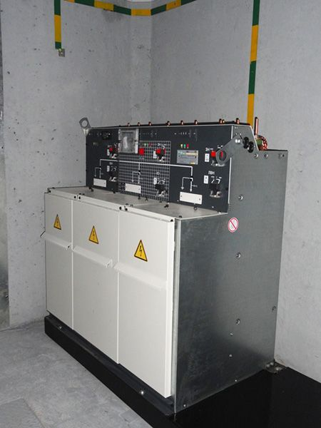 Mv Metal Enclosed Switchgear Loss Of Service Continuity Eep Hinge And Bracket Electrical Installation Continuity
