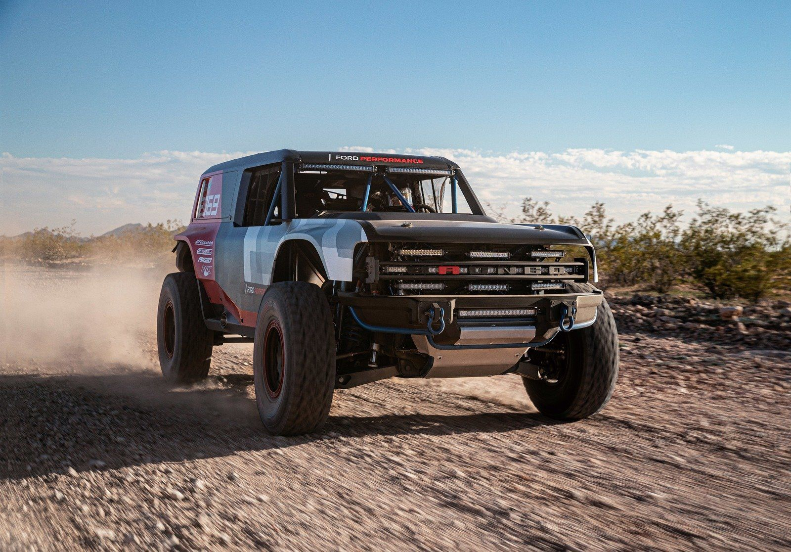 Google Image Result For Https Pictures Topspeed Com Img Crop 201911 Ford Bronco R Race P 1 1600x0w Jpg With Images Ford Bronco New Bronco Bronco
