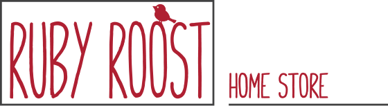 Ruby Roost is an online homeware store. A hand picked collection of beautiful, unique and useful home accessories, dedicated to making your house your home.