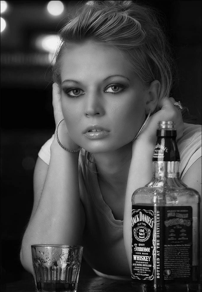 This Hair And Make Up Jack Daniels Whiskey Girl Whiskey Girls