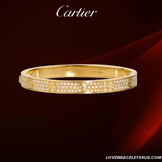 Cartier-Yellow-Gold-Love-Bracelet-with-Diamonds, dreaming!
