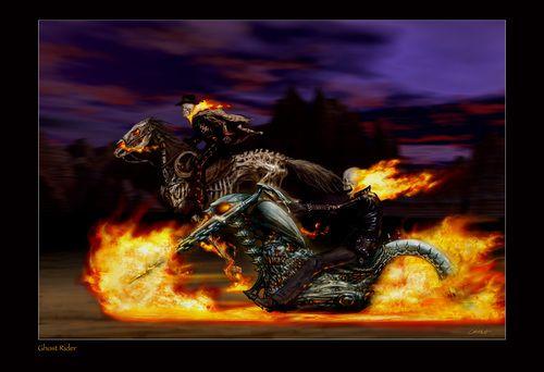 Ghost Rider Photo Ghost Rider Ghost Rider Wallpaper Ghost Rider Photos Ghost Bike