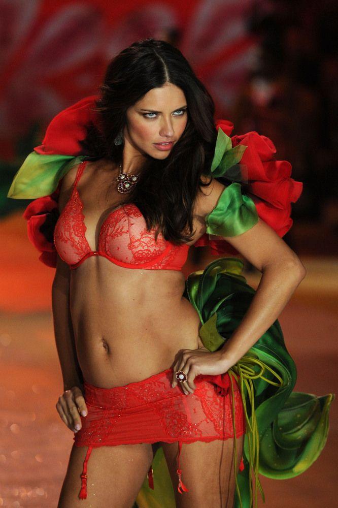 Adriana lima virginity