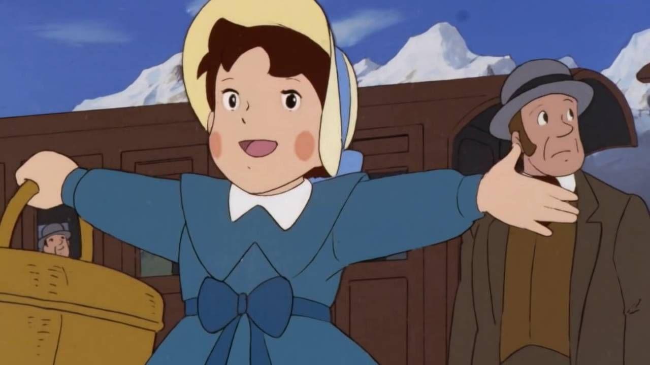 هايدي الحلقة 34 هايدي هايدي الحلقة 2 كتبت جوهانا سبيري Johanna Spyri عام 1880 واحدا من أشهر كتب الأطفال العالمية بعنوان Anime Disney Characters Character