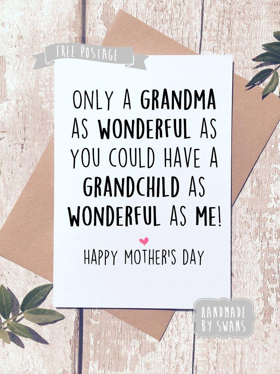 Fullsize Of Happy Mothers Day Grandma