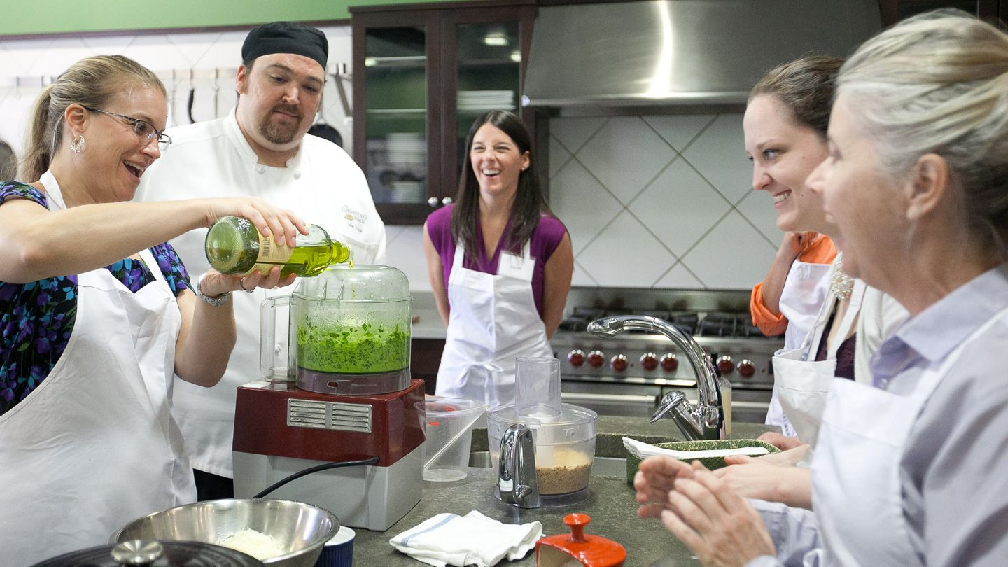 Chicago aug 4 the chopping block cooking classes