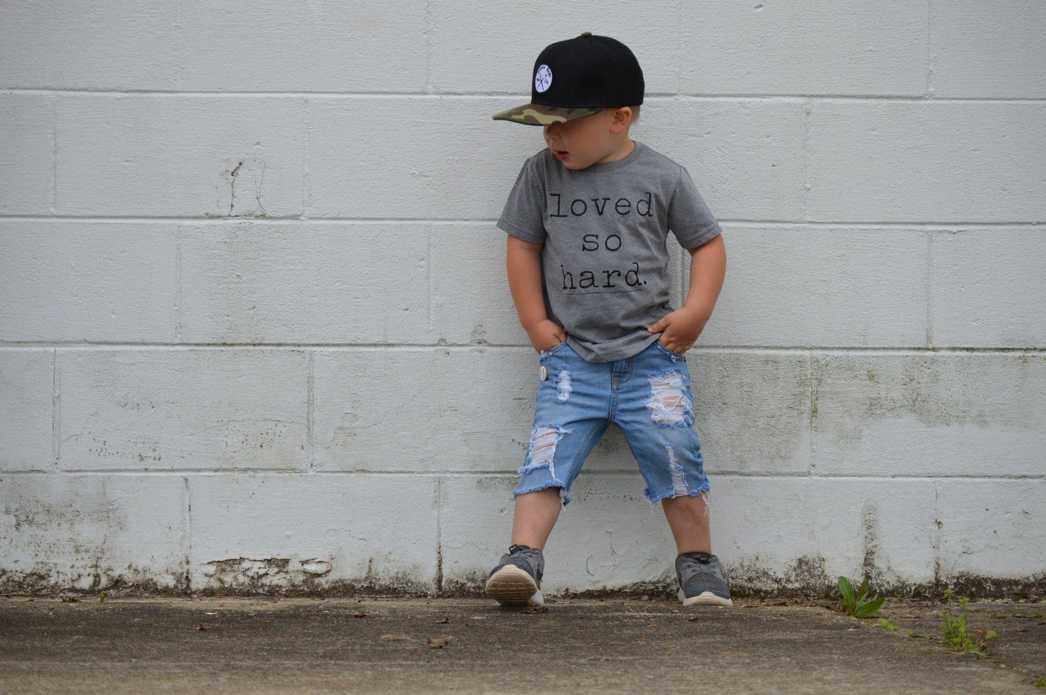 65dbf5ecc1 Farm Fresh Boardwalk Shorts, Distressed Denim Shorts for Boys- babies,  toddlers, kids; Photo Ideas, #ootd #boysootd #springfashion #spring #shorts  ...