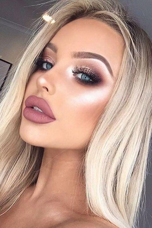 30 Eye Makeup Tips For Beginners  Society19 UK makeup augen hochzeit ideas tips makeup