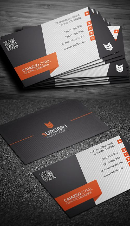 Designers Business Card Psd Templates    Graphic Design