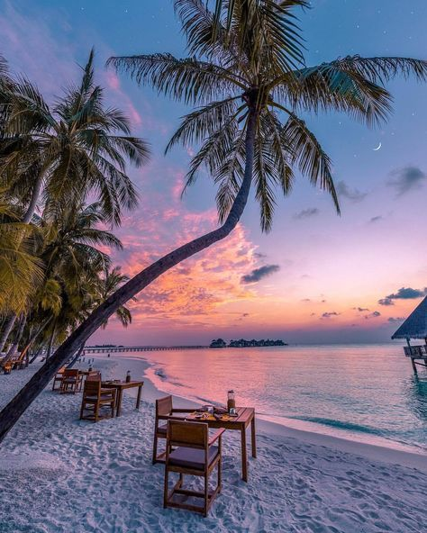 Maldives 20 Most Beautiful Islands In The World Beautiful Places To Travel Vacation Places Romantic Island Getaways Beautiful wallpaper island sunset
