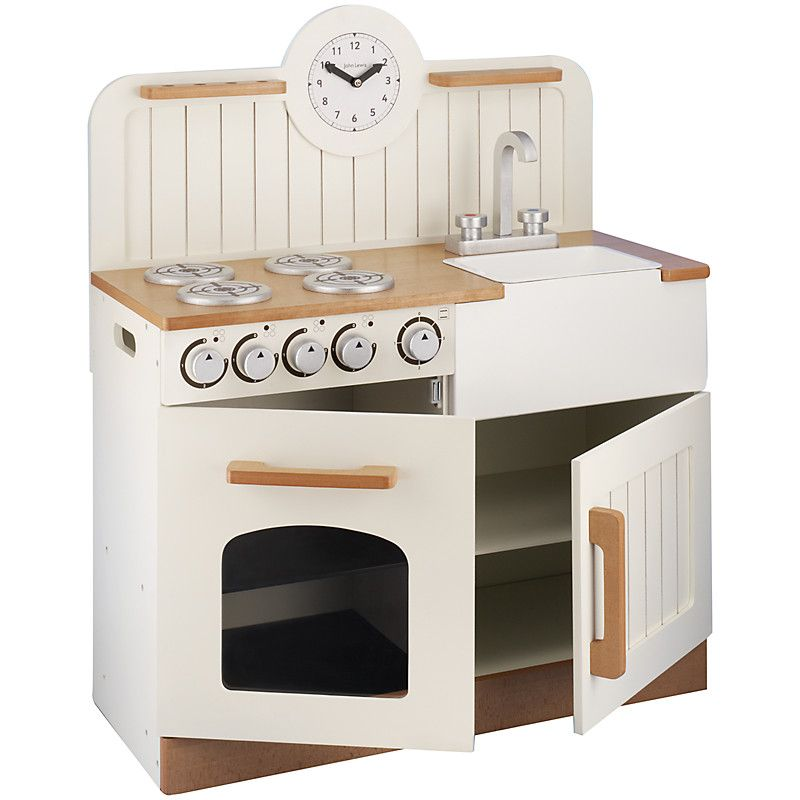 Wooden Play Kitchen john lewis country play kitchen | plays, john lewis and country