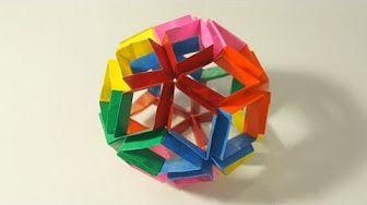 Origami revealed flower popup star youtube diy origami revealed flower popup star youtube mightylinksfo