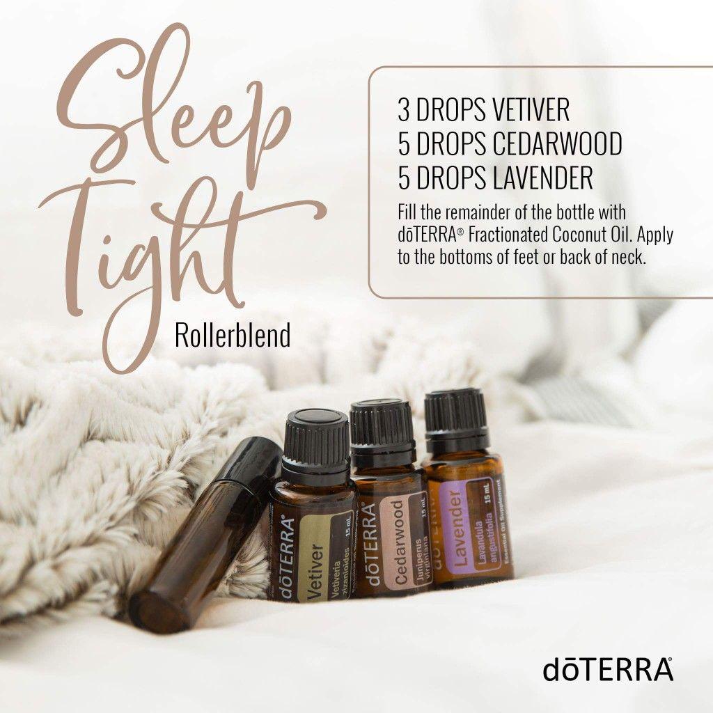 Vetiver Essential Oil, Sleeping