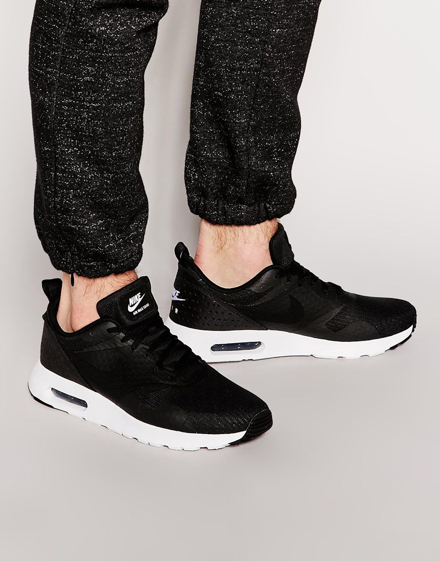 best sneakers fc2d6 30809 Nike Air Max Tavas Essential Trainers