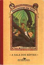 Livro Desventuras Em Serie A Sala Dos Repteis Lemony Snicket
