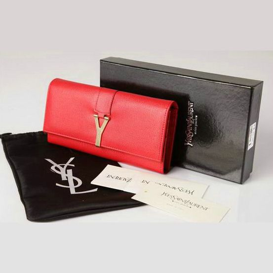 984dbcc7f59 Yves Saint Laurent Wallet comes with serial numbers, care booklet, YSL dust  bag