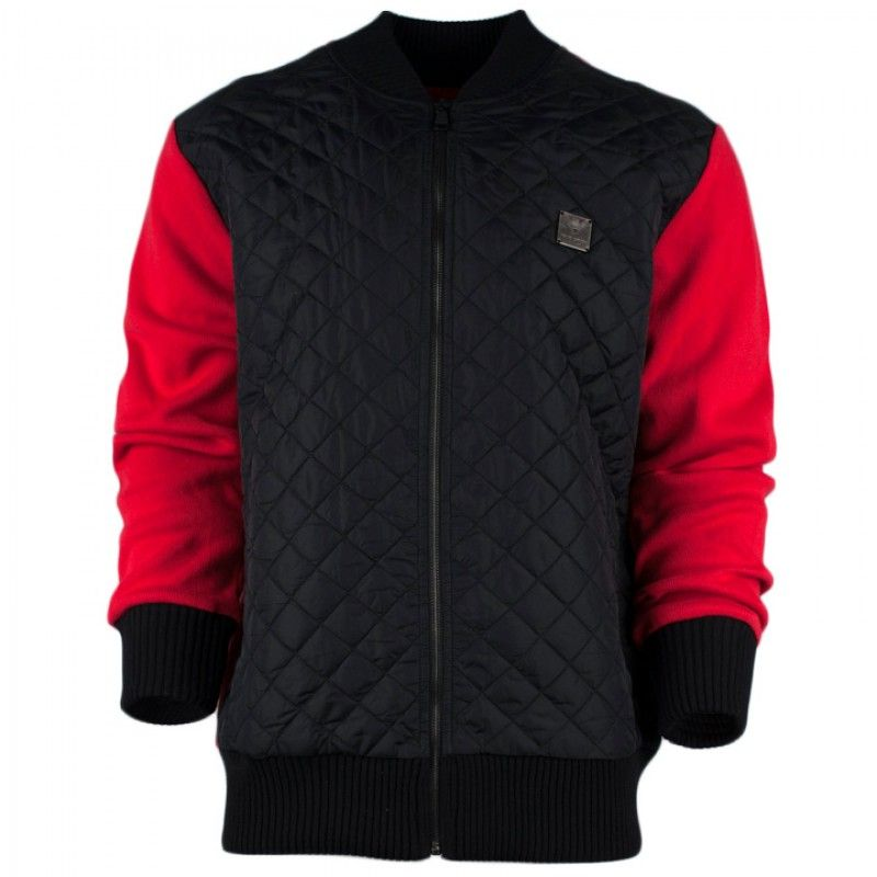 Jewel House Quilted Sweater Jacket