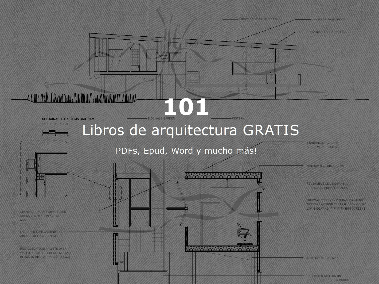 101 Libros De Arquitectura Gratis Para Descargar En Espanol Arquitectura Libros Bocetos Arquitectonicos