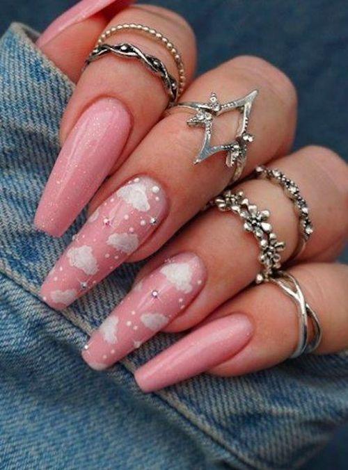 22 Acrylic Nails To Try ASAP - Society19 22 Acryli