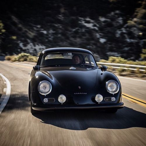jetcetter: Emory special via @paulgeudon @rodemory #jetcetter #porsche #356outlaw #emoryoutlaw