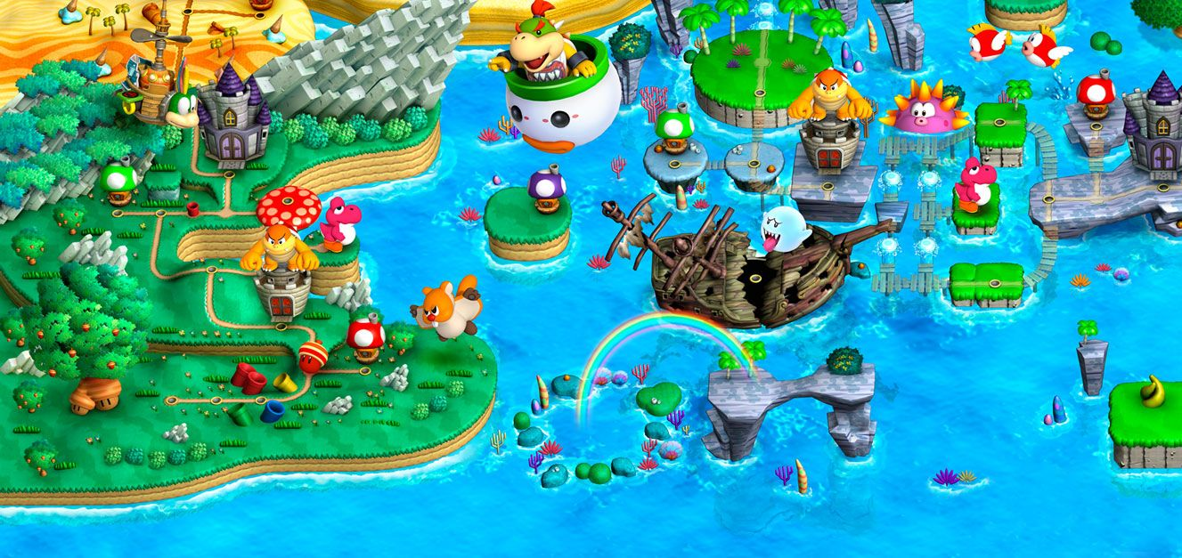 game world maps - Google Search | Pixel - Gameplay | Wii u ...