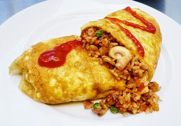 Resep Makanan Spesial Ini Bisa Buat Kamu Disayang Pacar Dadar Telur Makanan Omurice