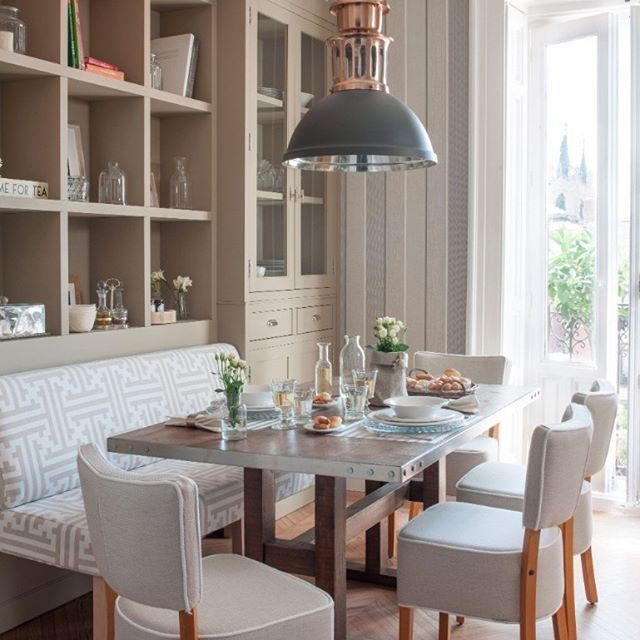 Eye-catching dining room design today Get into in among the - esszimmer modern weis grau