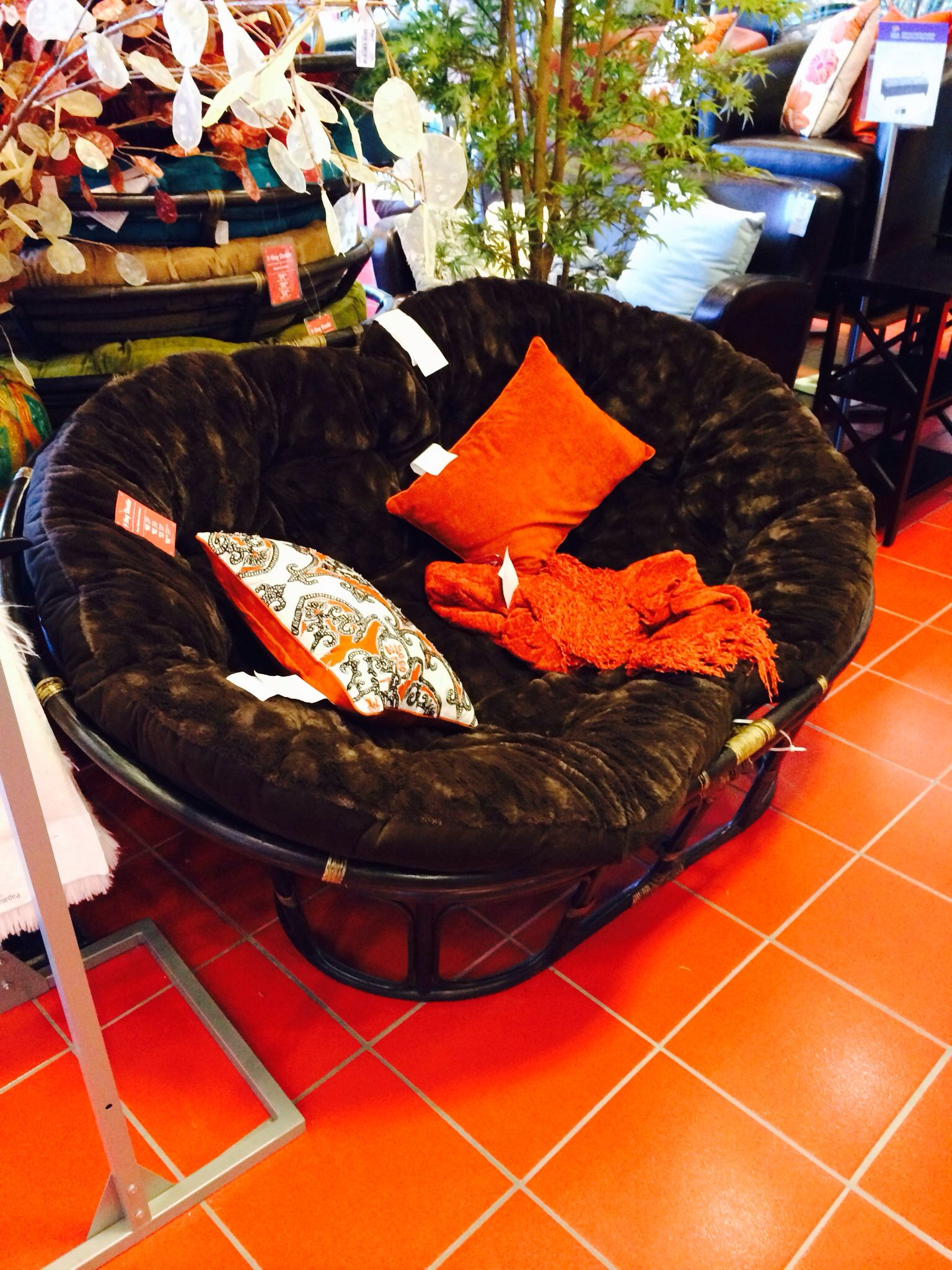 Papasan Couch I Want Pier One Imports Furniture Home