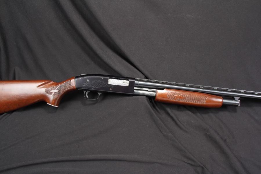 mossberg model 500 12 gauge pump action shotgun 30 full choke vent