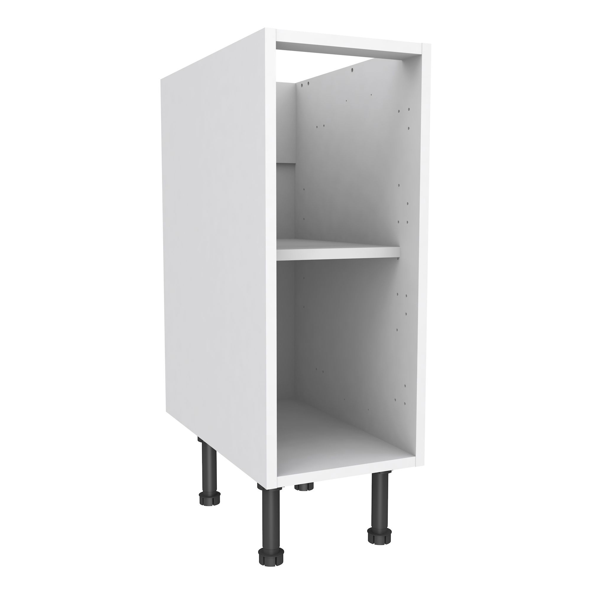 Cooke & Lewis White Standard Base cabinet (W)300mm | Base cabinets ...