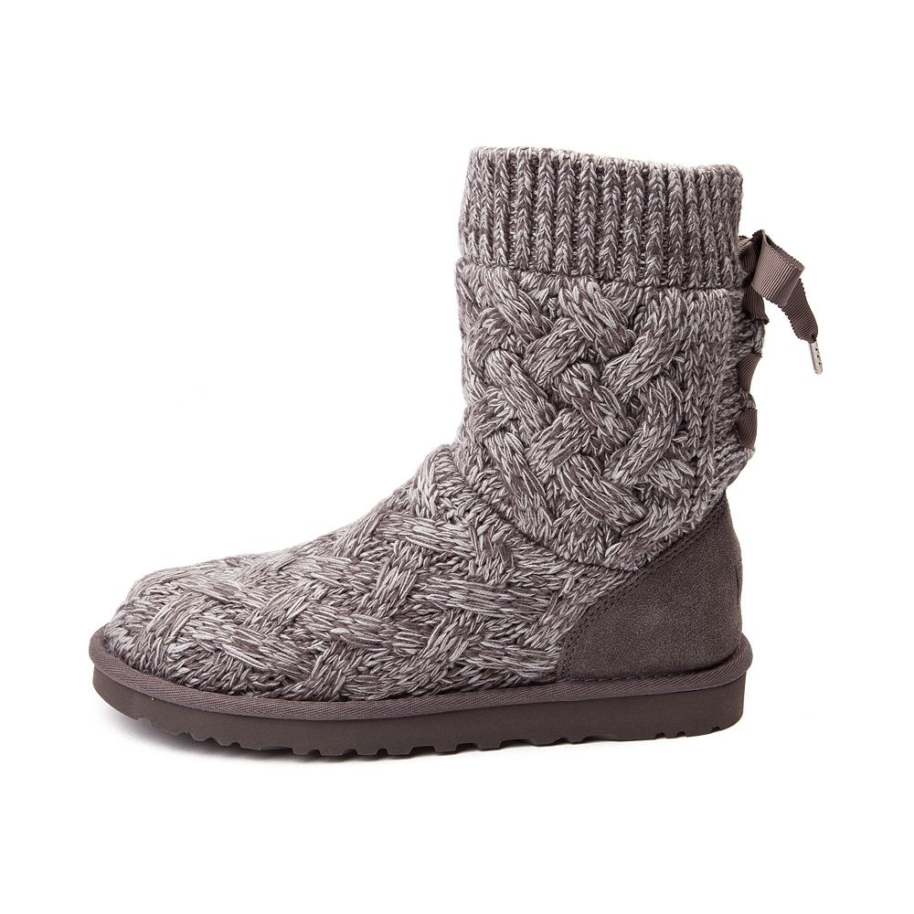 a1cf15b3f5a Womens UGG® Isla Knit Boot | Uggs | Knit boots, Boots, Uggs