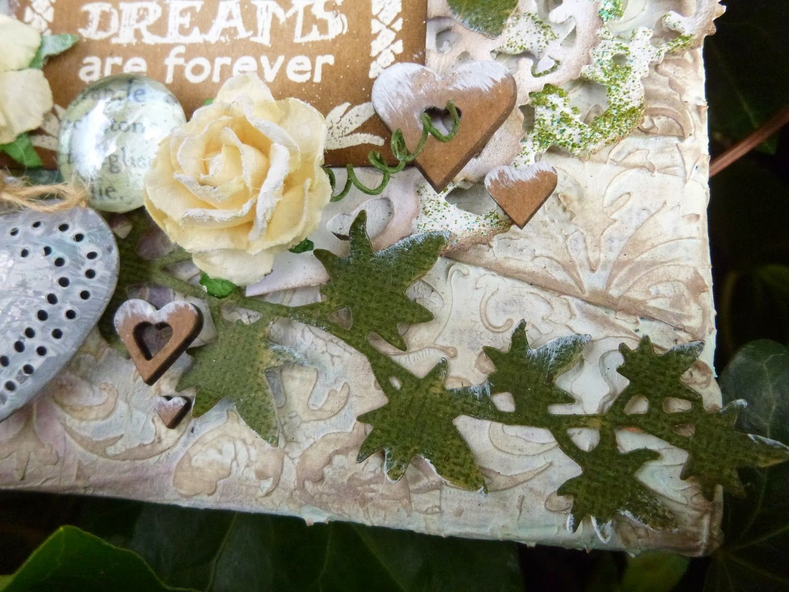 Words and Pictures: Garden of Dreams