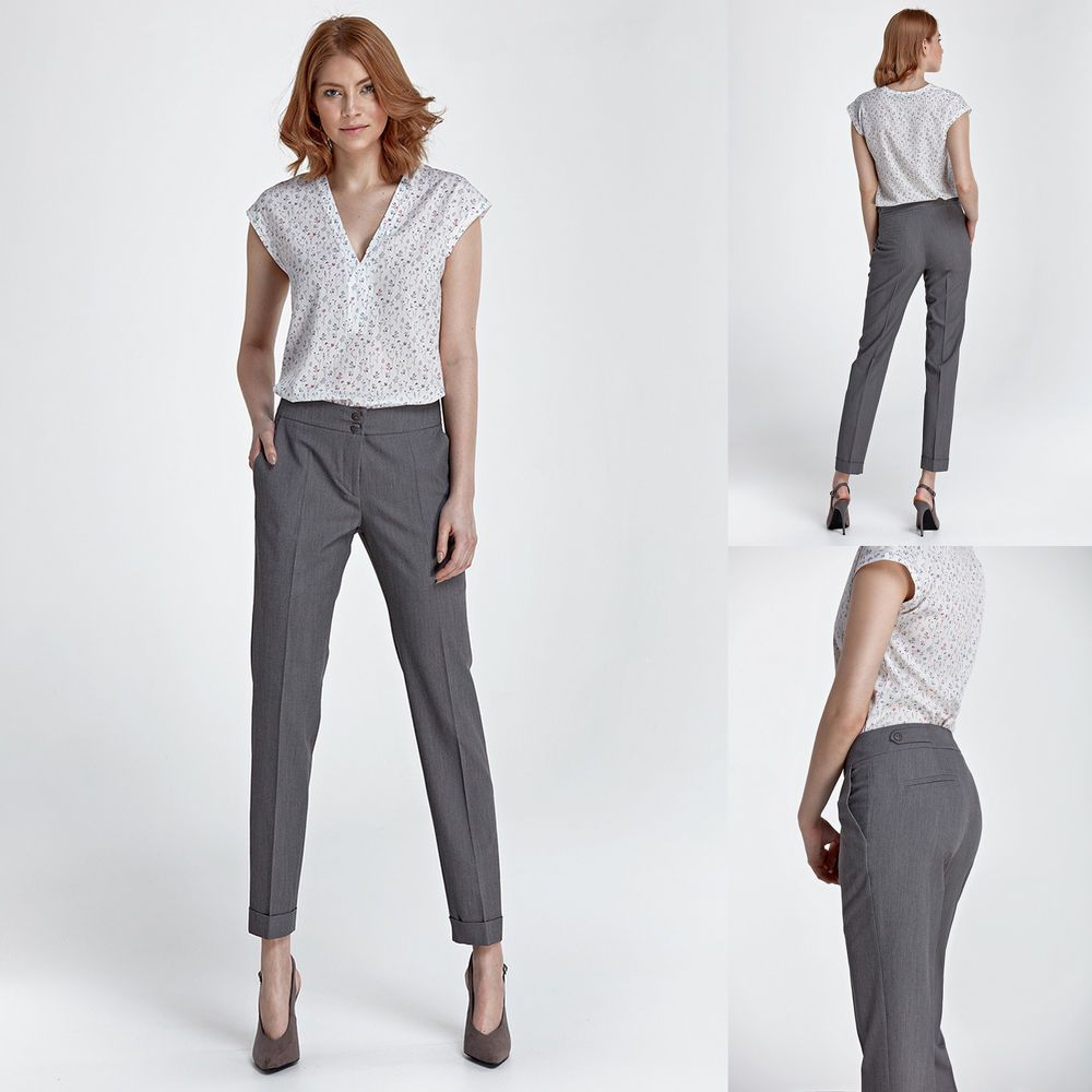 pantalon femme habillée