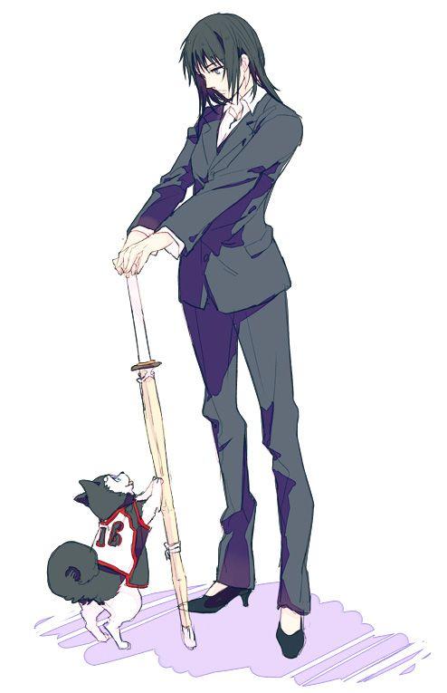 Tetsuya No.2 and  Araki Masako