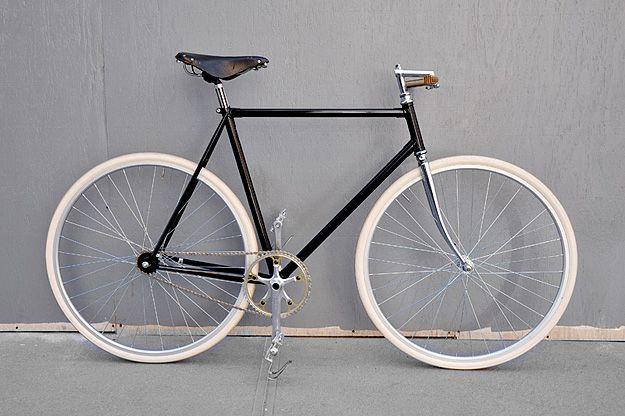 Bertelli Domenica Bicycle Retro Bicycle Fixed Gear Bike