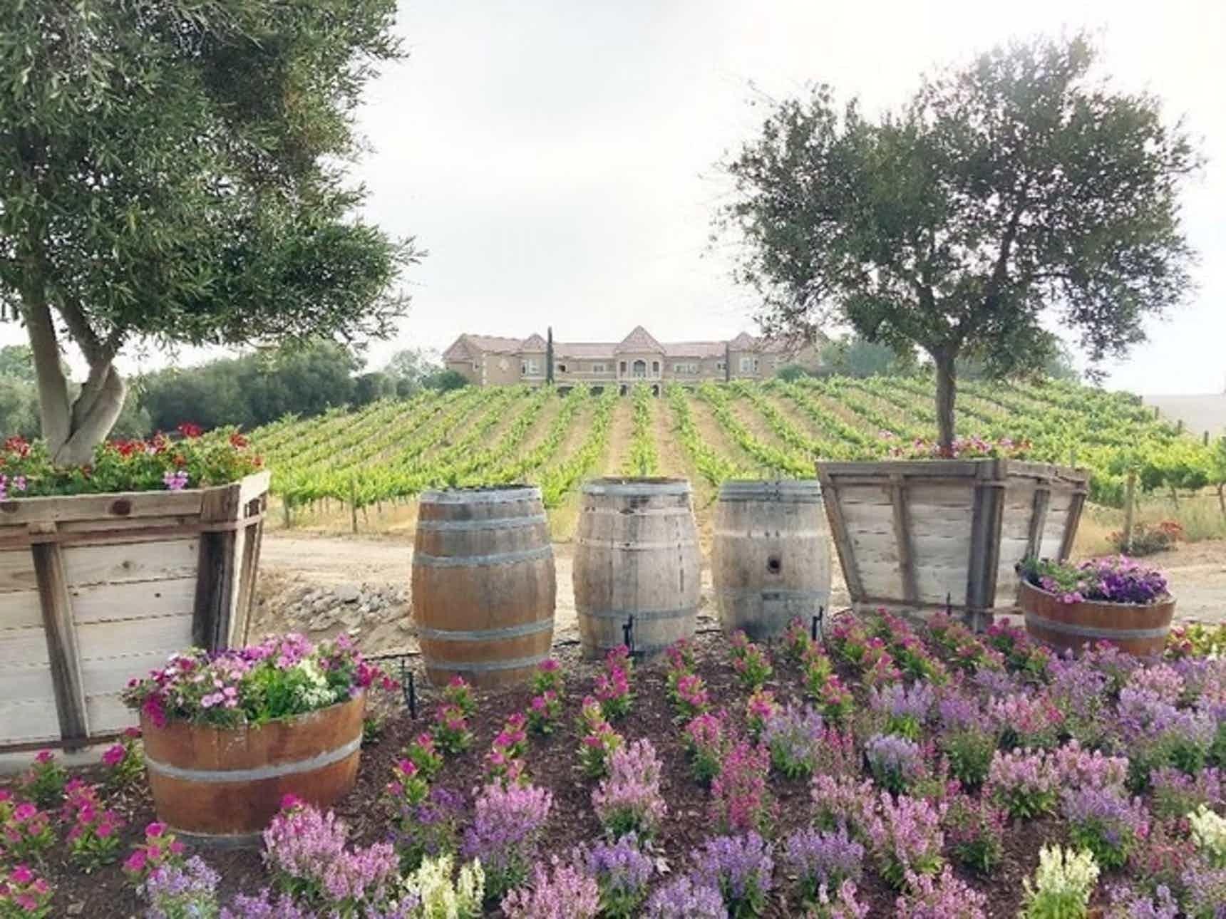 Wilson Creek Winery Wedding Venue Temecula CA 92591