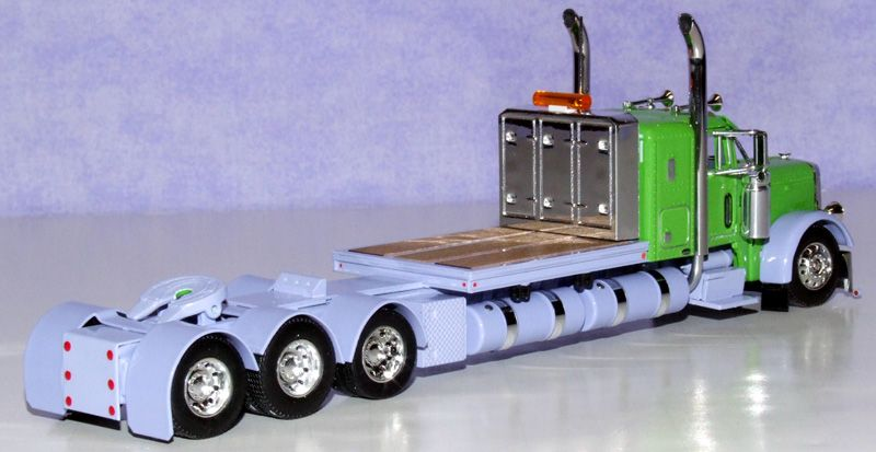 Custom Toy Semi Trucks : Custom trailer moores farm toys trucks pinterest