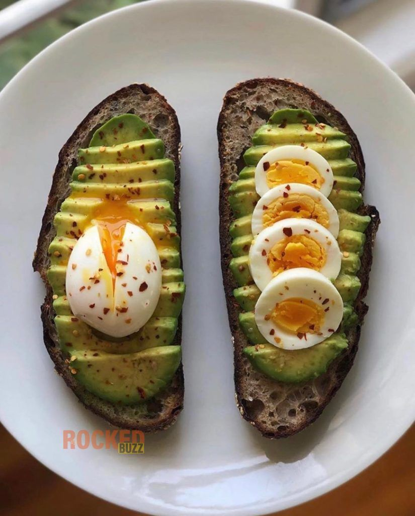 #healtyfood 5 Breakfast toast ideas for you to enjoy this weekend!