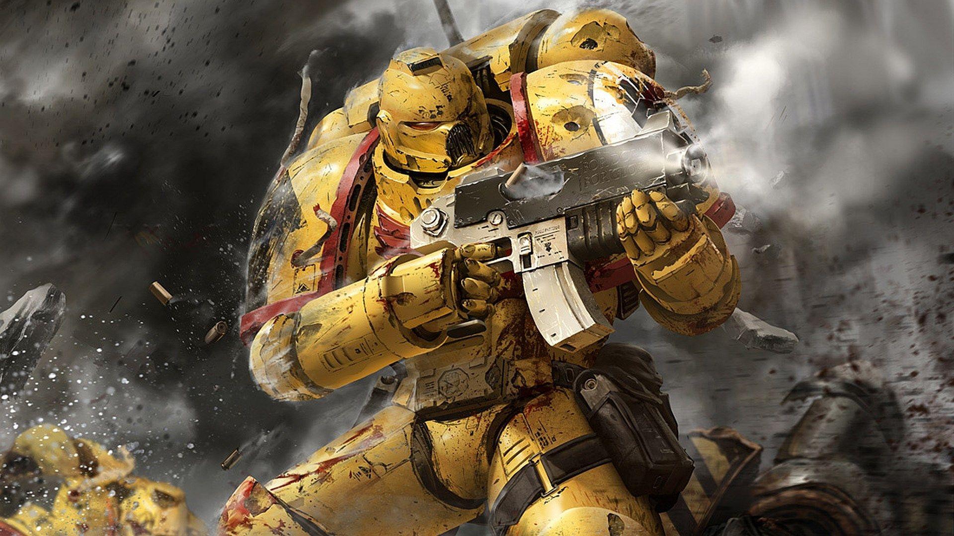1920x1080 Free Desktop Pictures Warhammer Kriegshammer Space Marine Warhammer 40k