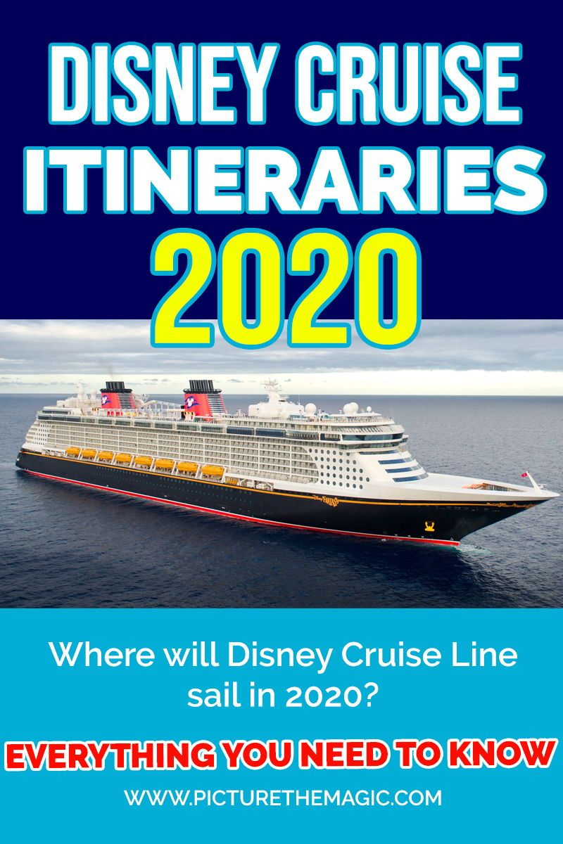 Disney Cruise Prices 2020.Disney Cruise 2020 Where Is Disney Cruise Line Sailing In