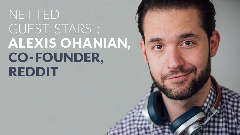 Reddit CoFounder Alexis Ohanian shares 5 apps that make
